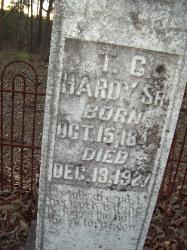 Hardy Cemetery