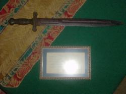 Matagorda Sword